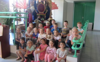 Wycieczka do Teatru Lalki i Aktora w Łomży